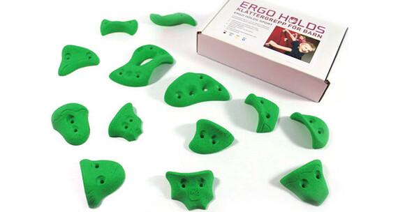 Ergoholds EH Sport Barngrepp Grön